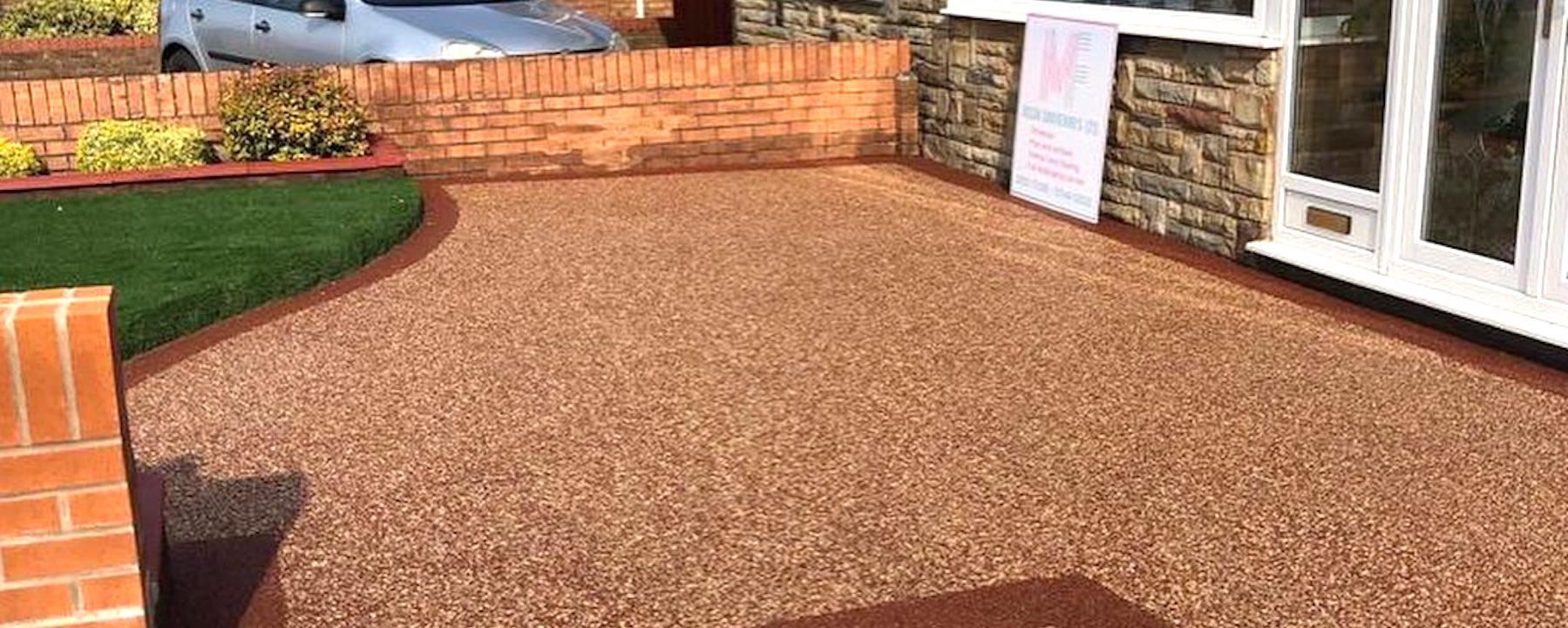 MF Resin Driveways - Resin Bound Driveways