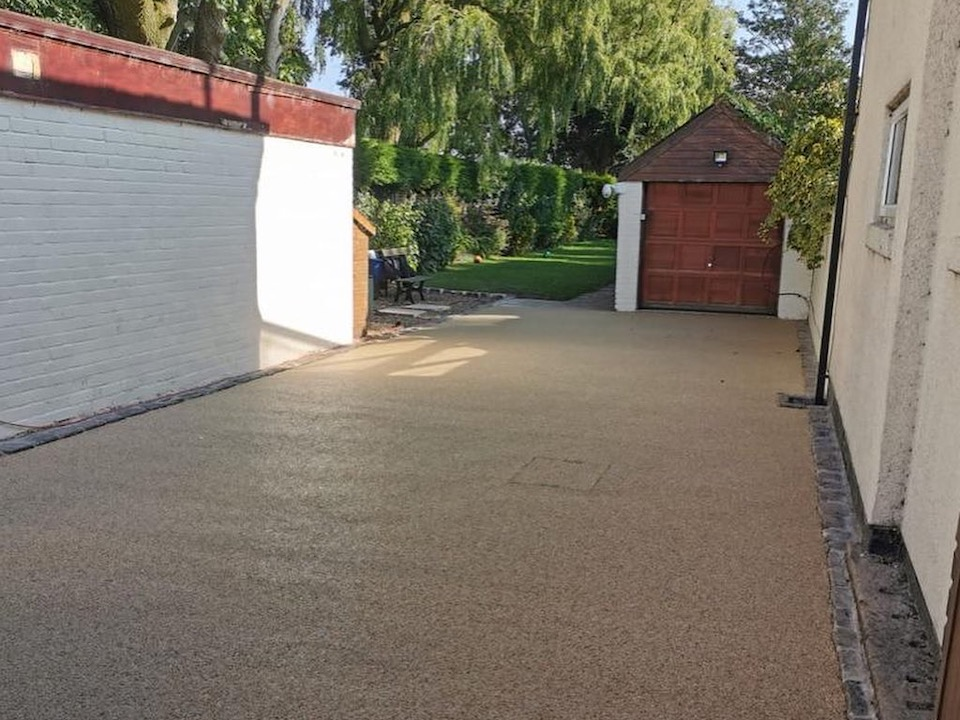 MF Resin Driveways