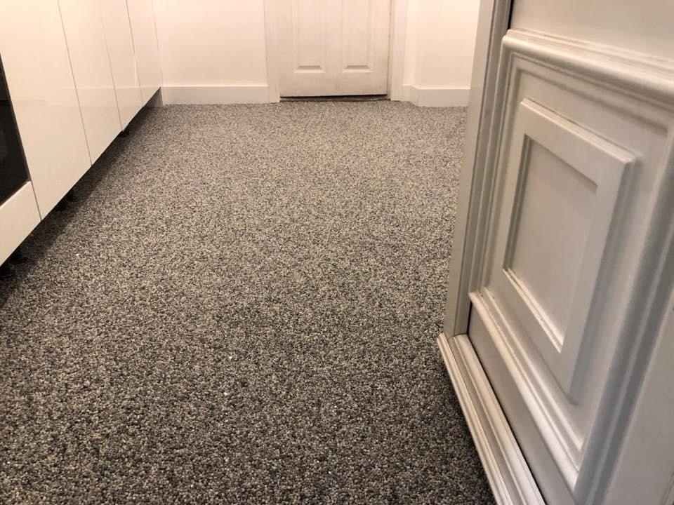 MF Resin Driveways - Resin Bound Driveways - Resin Bound Kitchen Floors